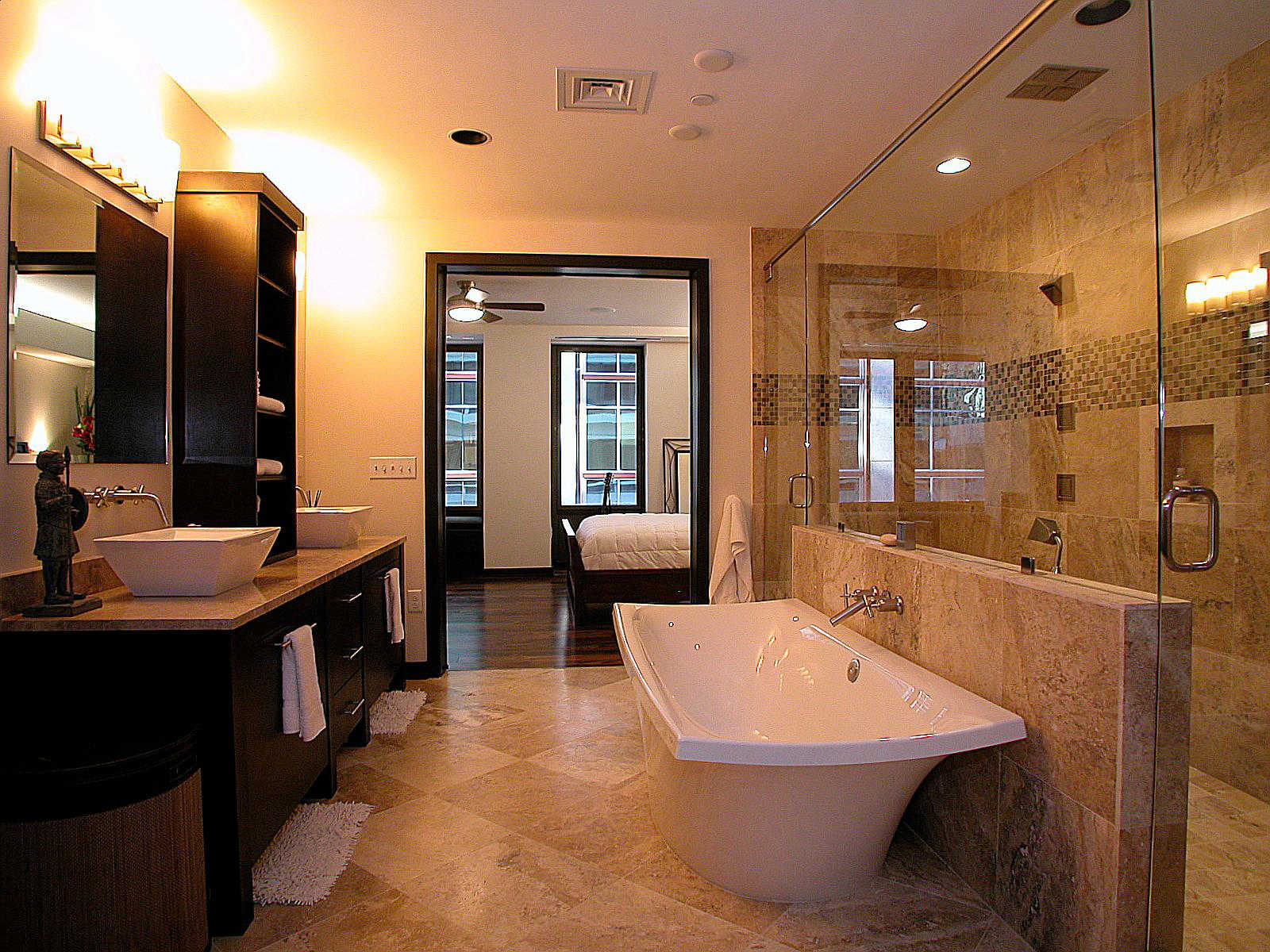Amazing master bathroom ideas 6