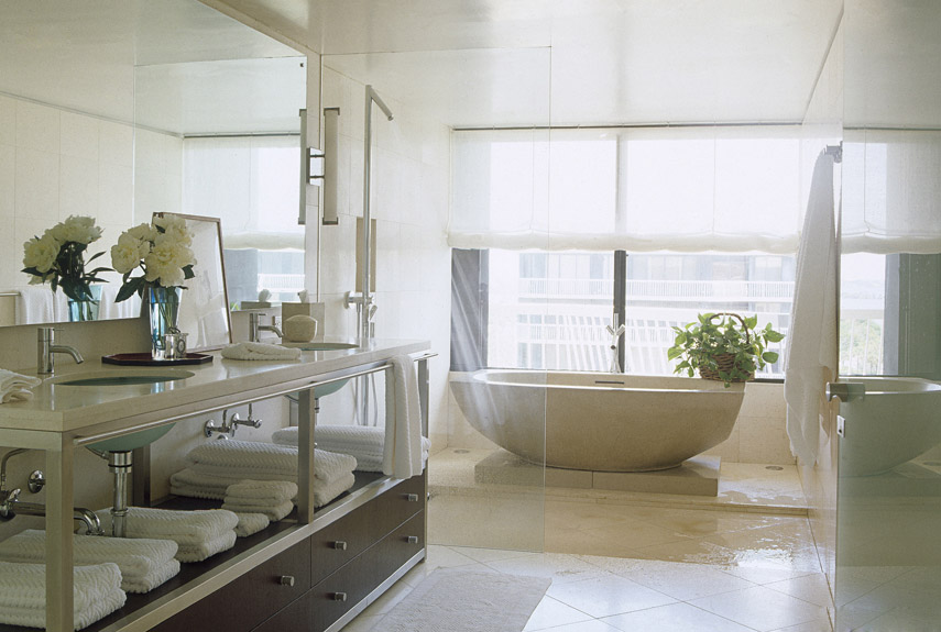 Amazing master bathroom ideas 9