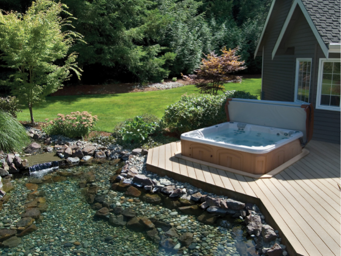Awesome hot tubs for relaxation 4