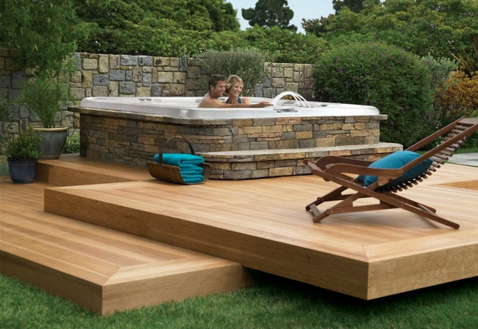 Awesome hot tubs for relaxation 5