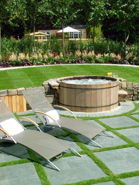 Awesome hot tubs for relaxation 7
