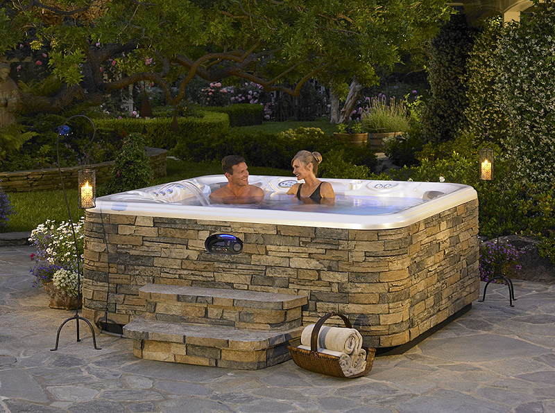 Awesome hot tubs for relaxation 9