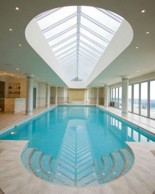 Awesome Indoor Swimming Pool Ideas 1