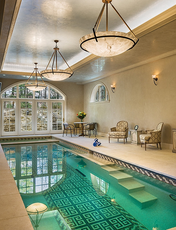 Awesome indoor swimming pool ideas 14