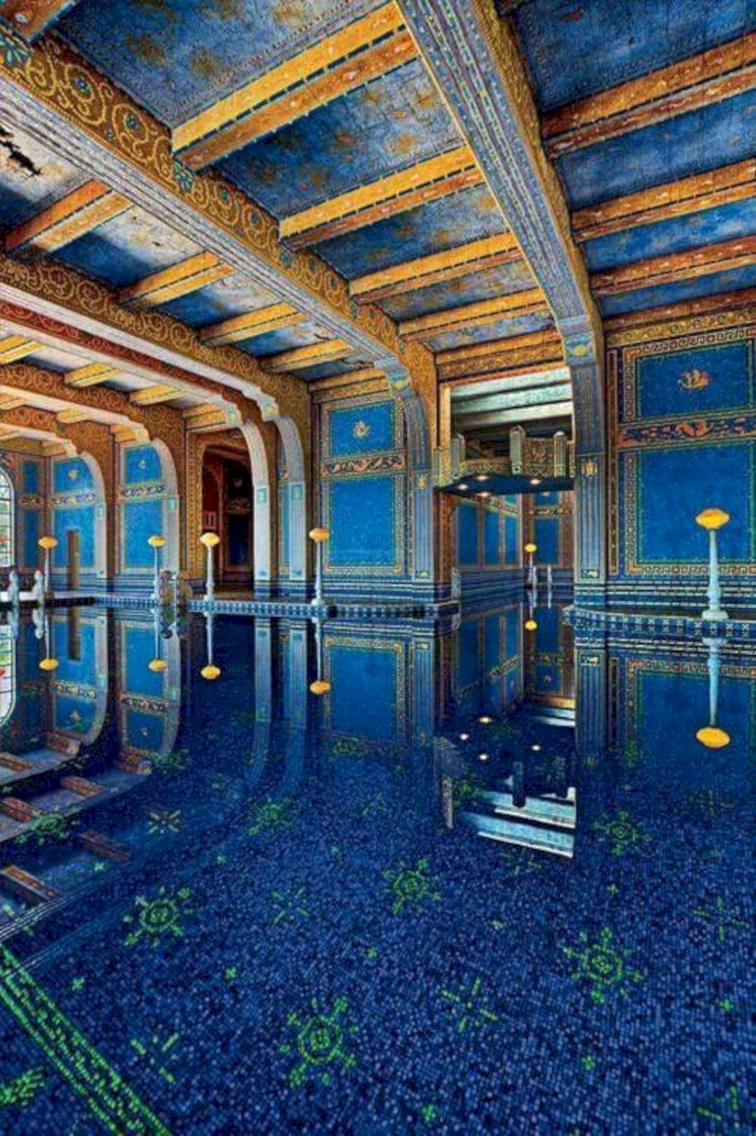Awesome indoor swimming pool ideas 20