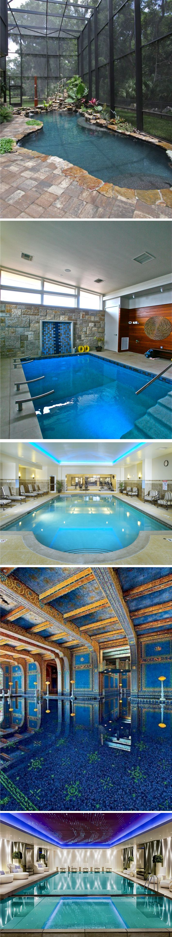 Awesome indoor swimming pool ideas 2018