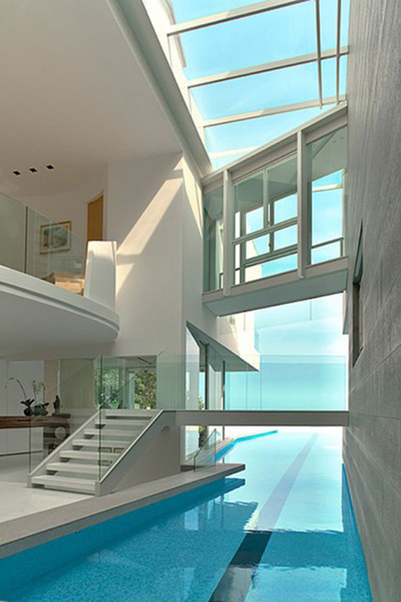 Awesome indoor swimming pool ideas 21