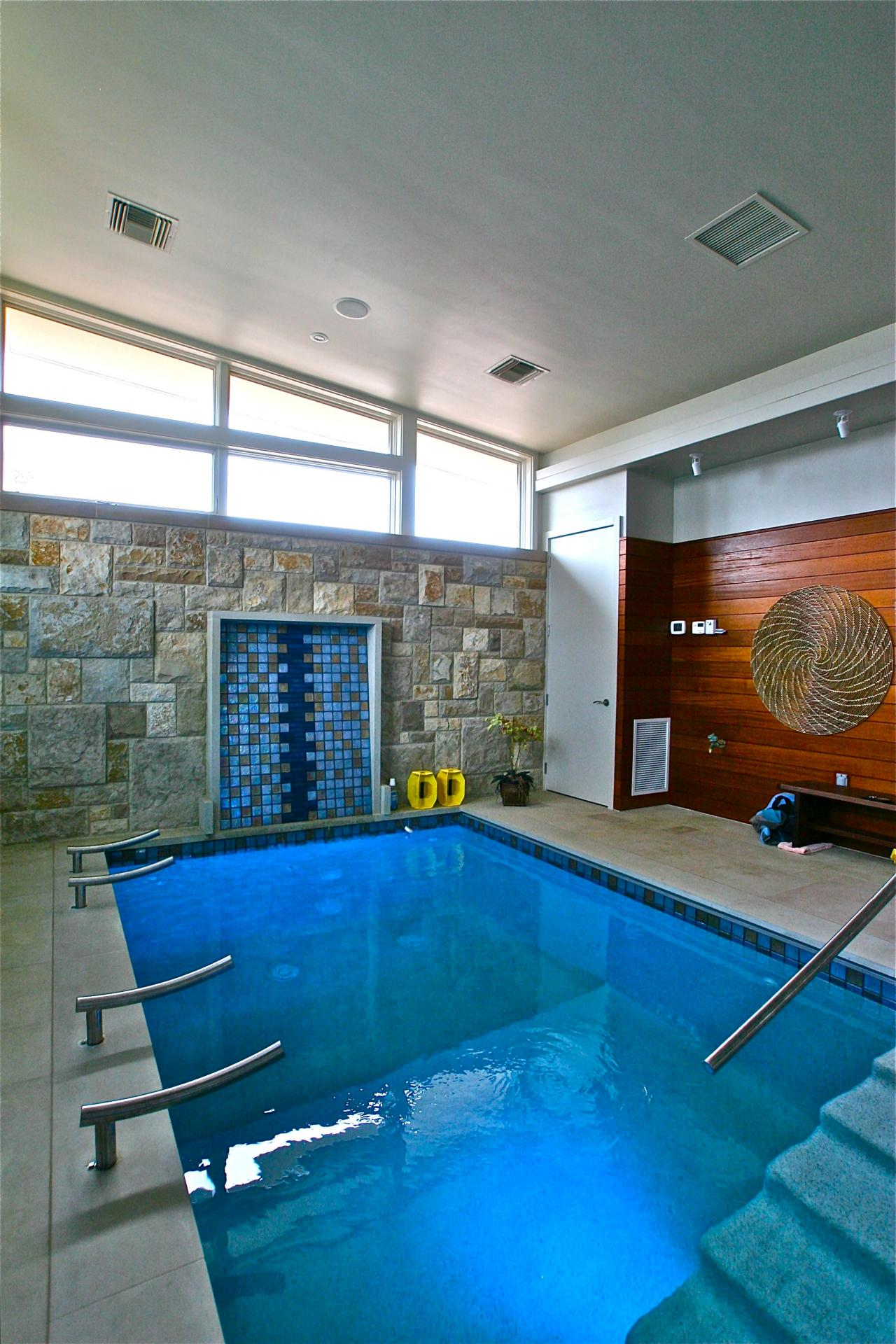 Awesome indoor swimming pool ideas 22