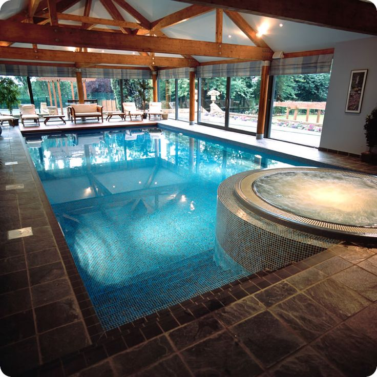 Awesome indoor swimming pool ideas 24