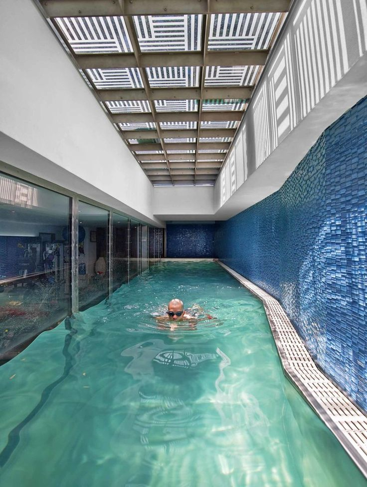 Awesome Indoor Swimming Pool Ideas 3