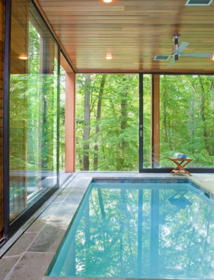 Awesome indoor swimming pool ideas 4