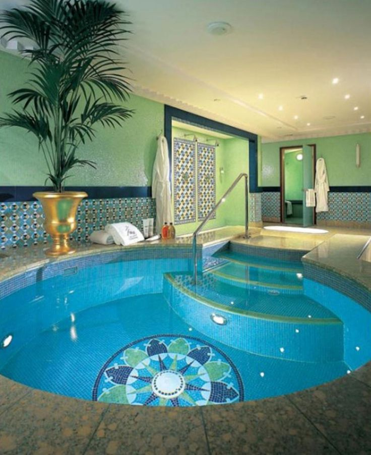 Awesome indoor swimming pool ideas 5