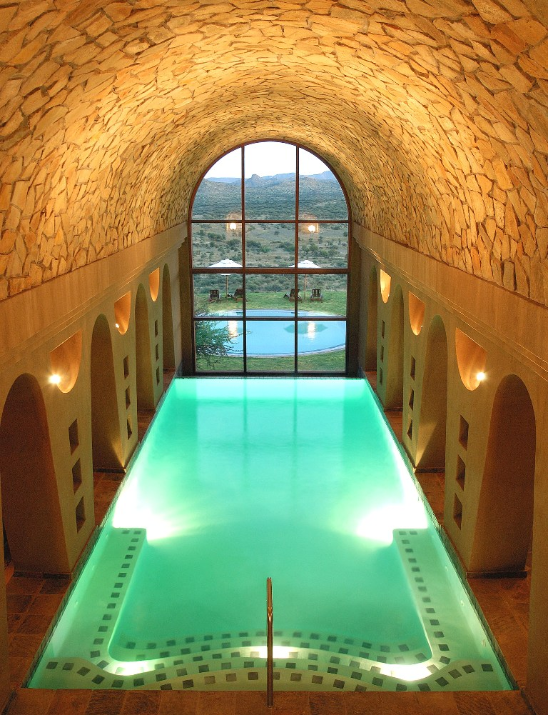 Awesome indoor swimming pool ideas 6