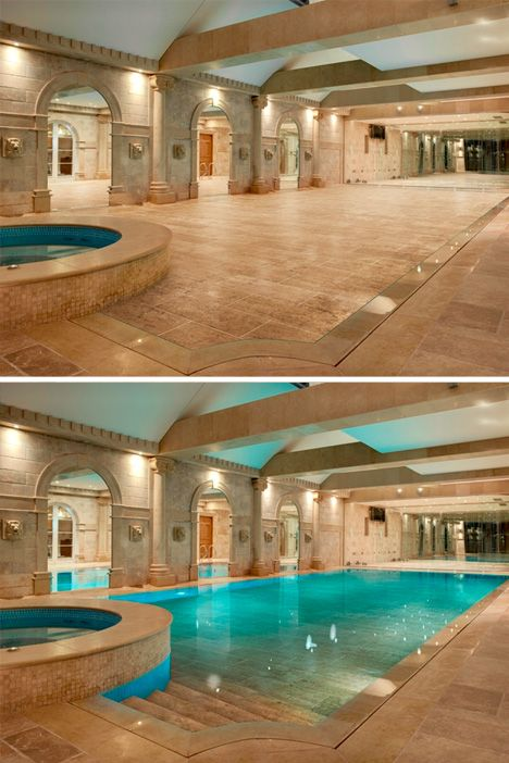 Awesome indoor swimming pool ideas 7