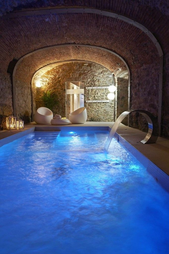 Awesome indoor swimming pool ideas 8