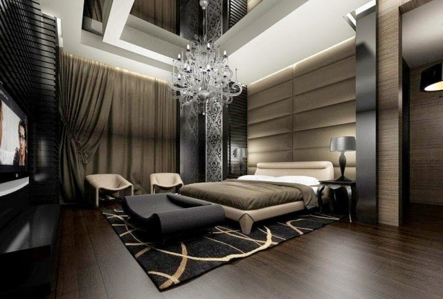 Awesome luxurious bedrooms ideas 1