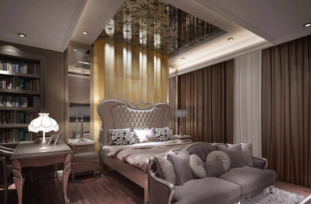 Awesome luxurious bedrooms ideas 3