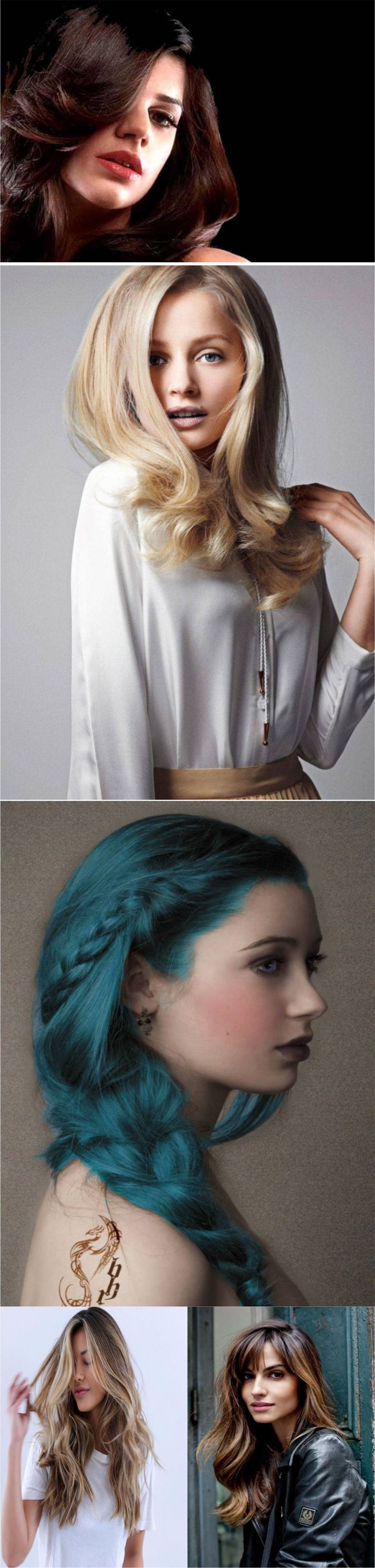 Beautiful All New hairstyles trends 2018