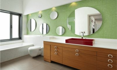 25 Beautiful Bathroom Mirrors ideas