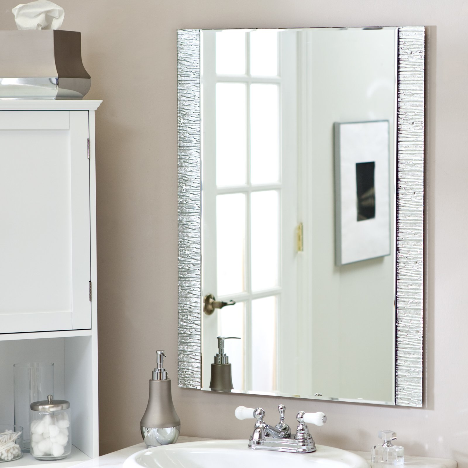 Beautiful Bathroom Mirrors Ideas 13