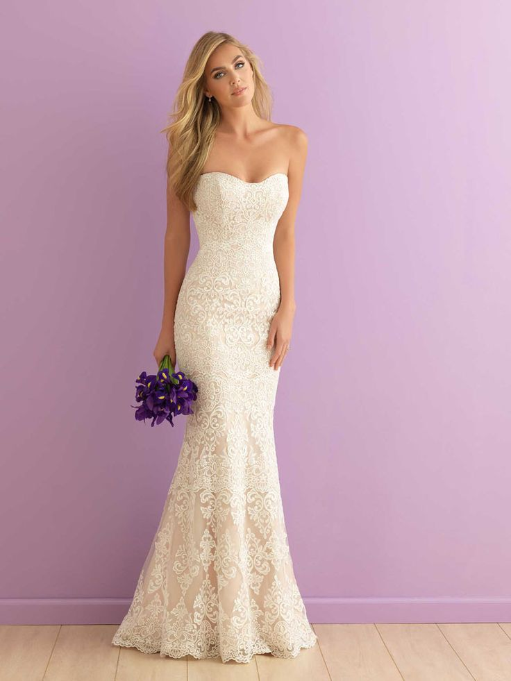 Beautiful bridal gowns for 2018 11