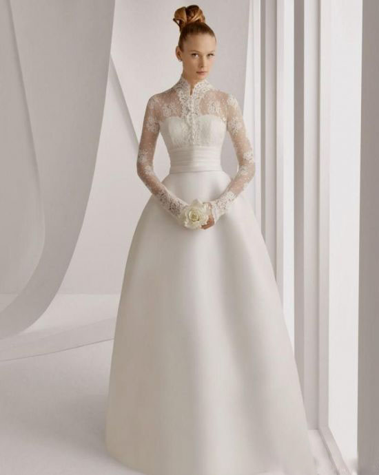 Beautiful bridal gowns for 2018 16