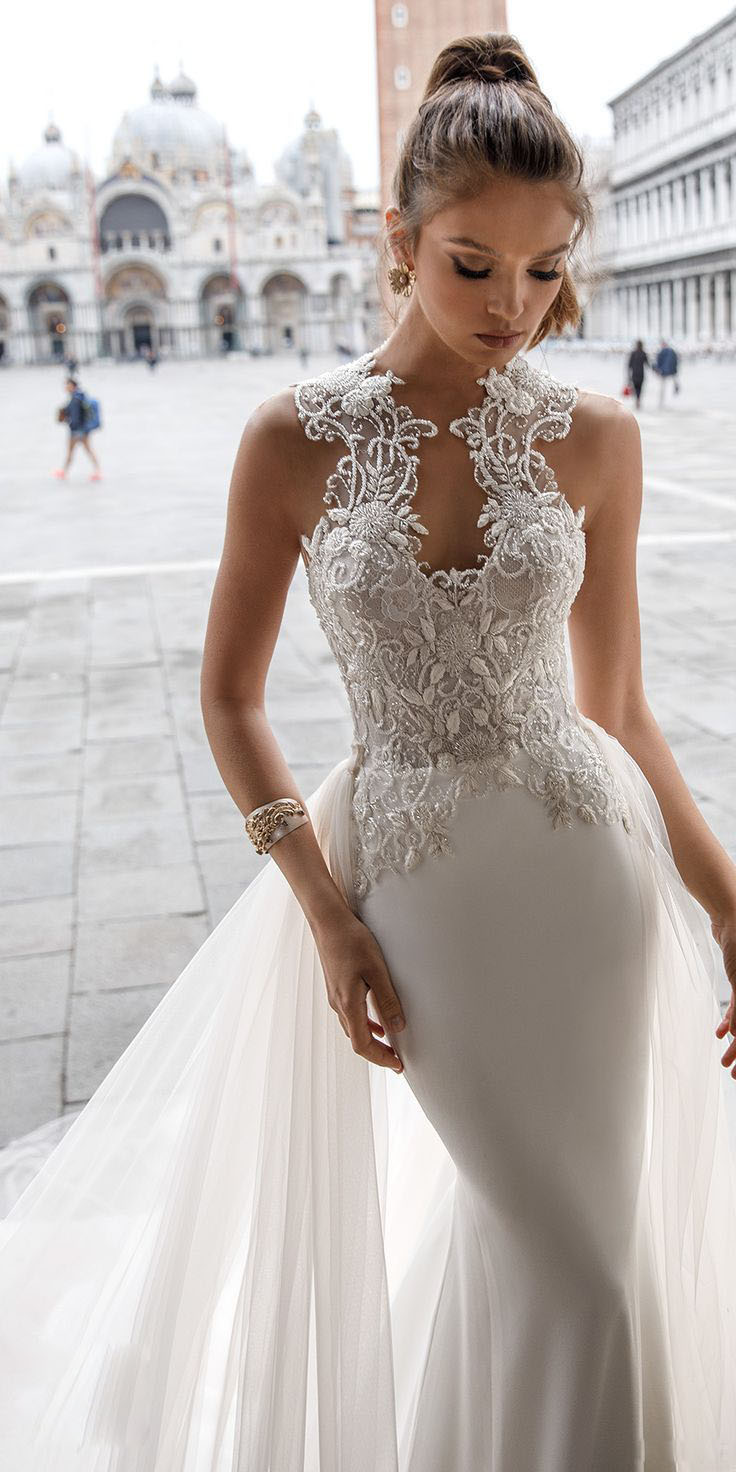 Beautiful bridal gowns for 2018 2