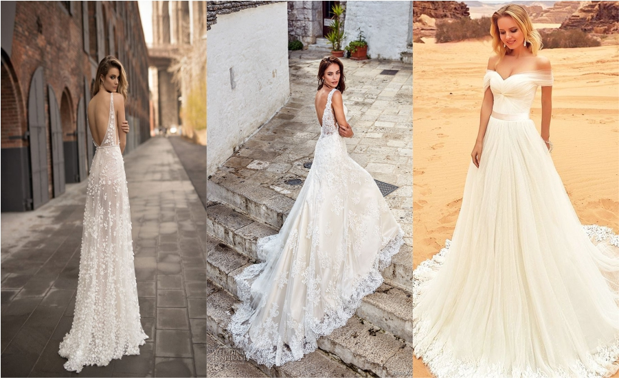 Beautiful bridal gowns for 2018 Feture