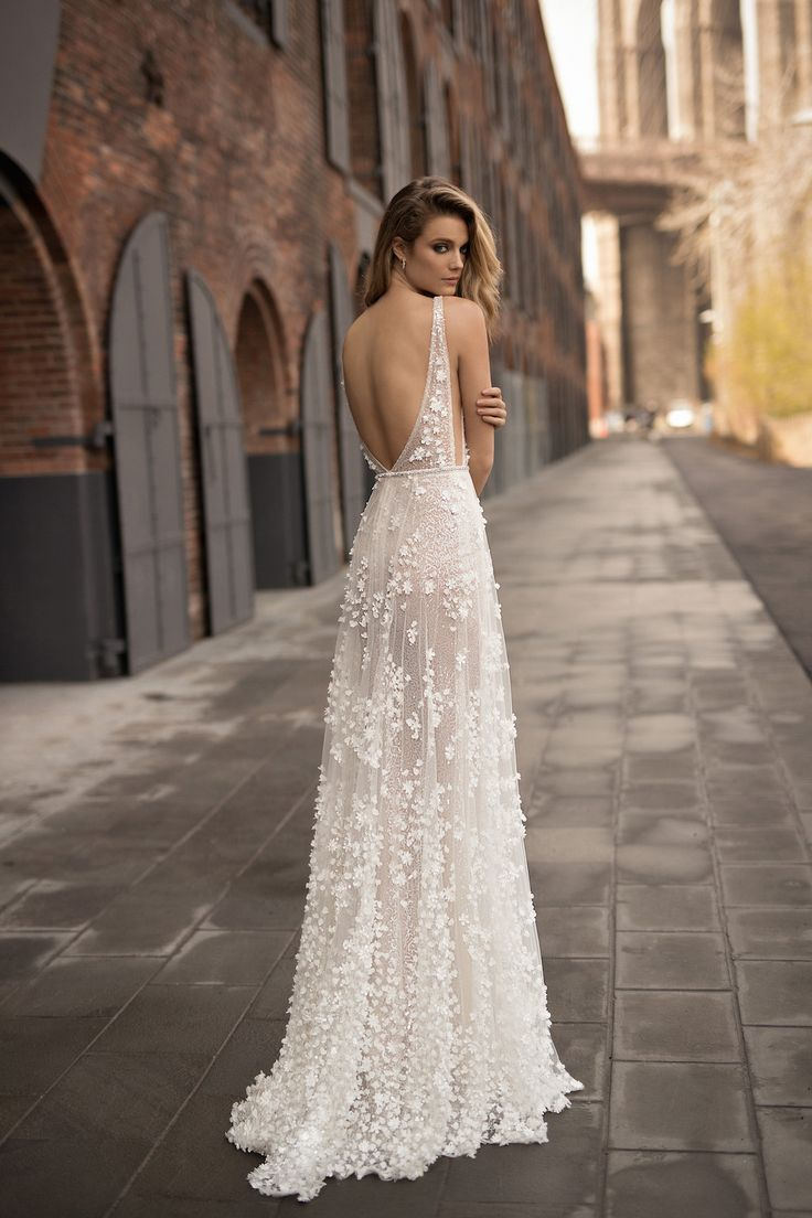 Beautiful bridal gowns for 2018