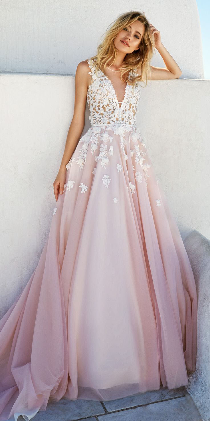 Beautiful bridesmaid dresses 2018 3