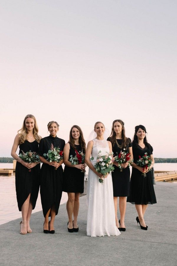 Beautiful cheap bridesmaid dresses inspirations 13