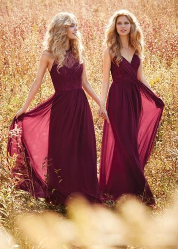 Beautiful cheap bridesmaid dresses inspirations 15