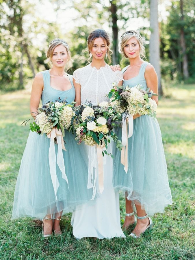 Beautiful cheap bridesmaid dresses inspirations 9