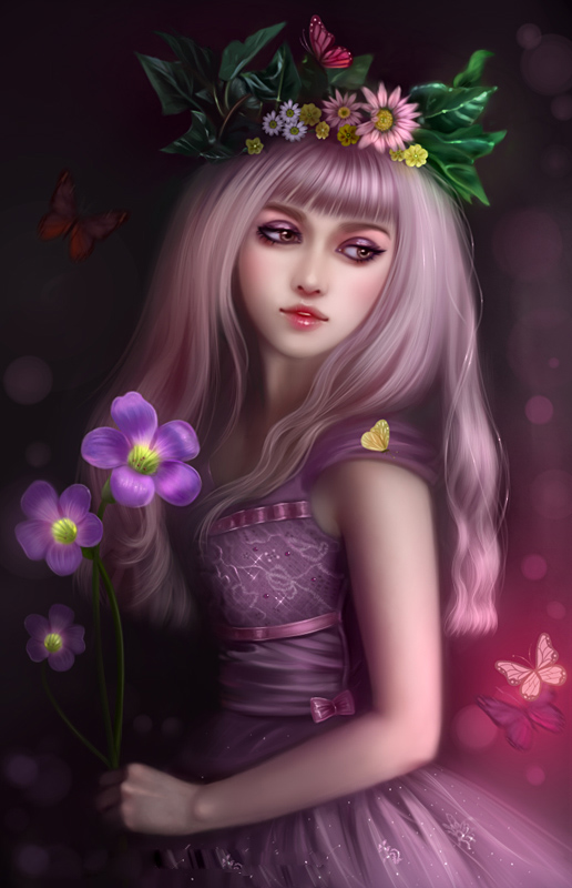 Beautiful deviant art picture collection 12