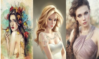 28 Beautiful Deviant art Picture Collection