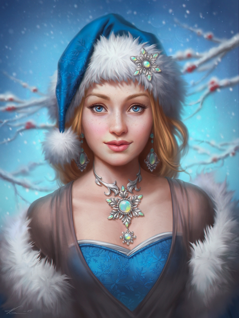 Beautiful deviant art picture collection 25