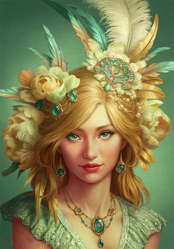 Beautiful deviant art picture collection 5