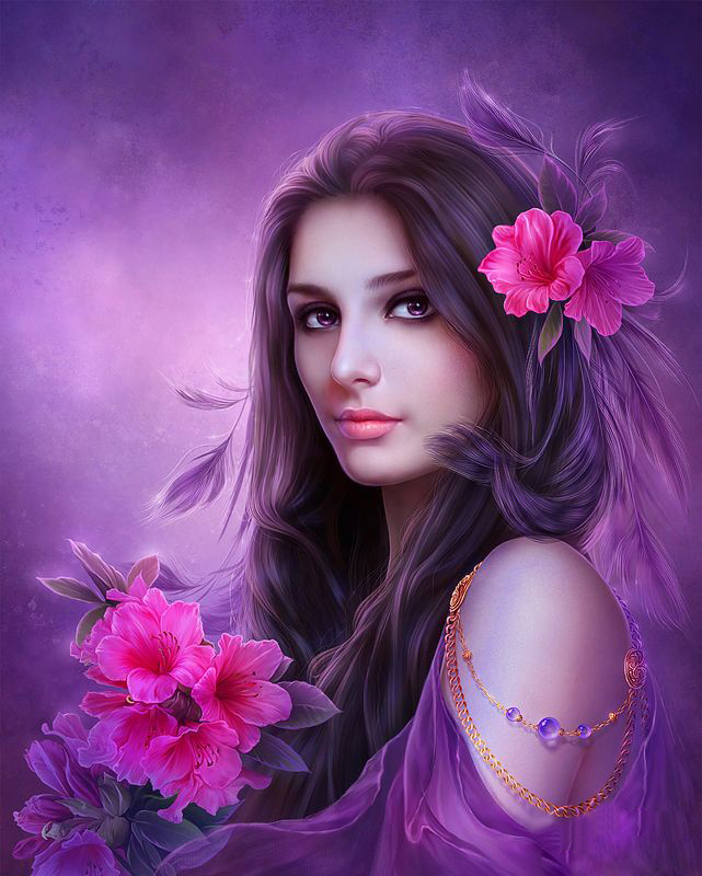Beautiful deviant art picture collection 7