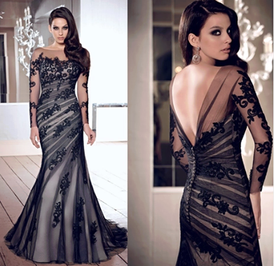 Beautiful evening gowns 2