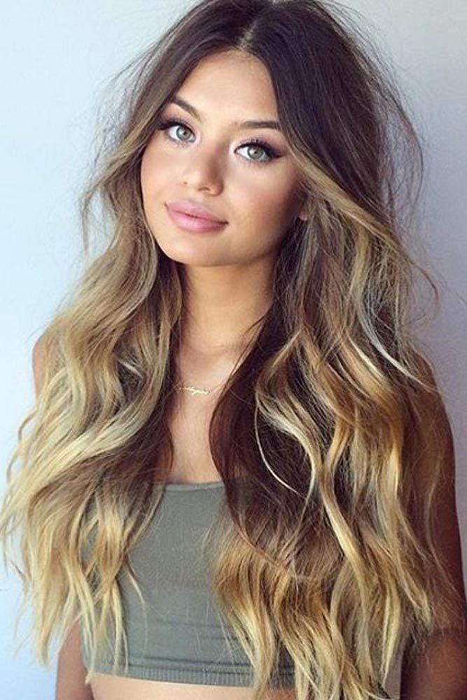 Beautiful hair ideas to get inspire 16