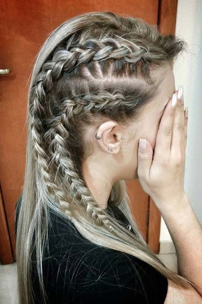 Beautiful hair ideas to get inspire 22