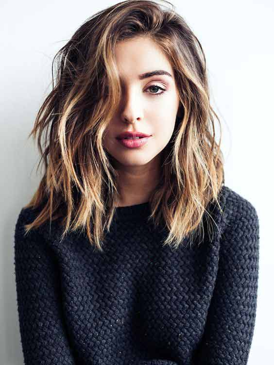 Beautiful hairstyles for 2018 12