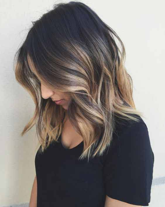 Beautiful hairstyles for 2018 3