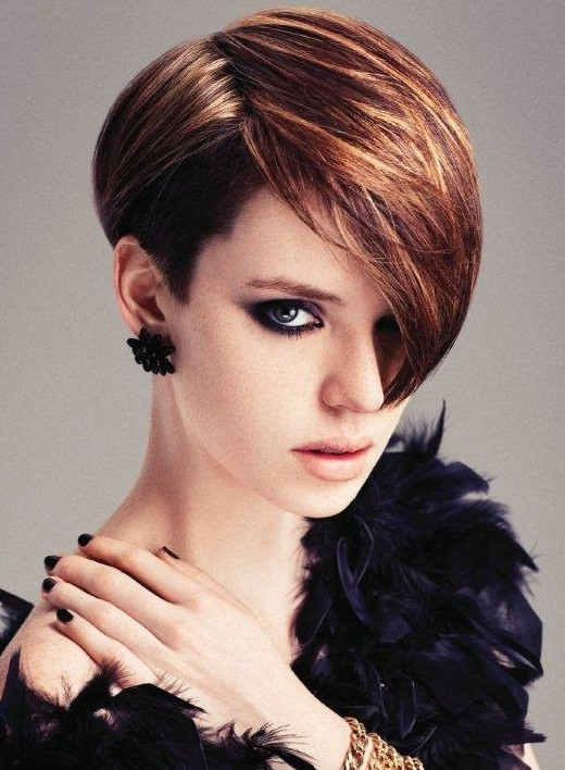 Beautiful hairstyles for 2018 7