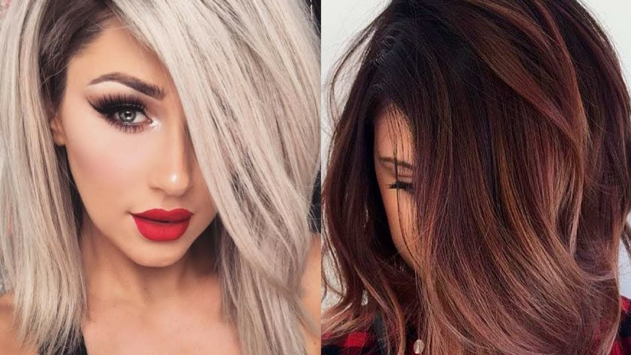 Beautiful hairstyles trends for 2018 5