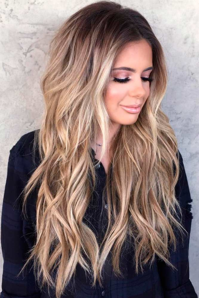 Beautiful layered haircuts ideas 1
