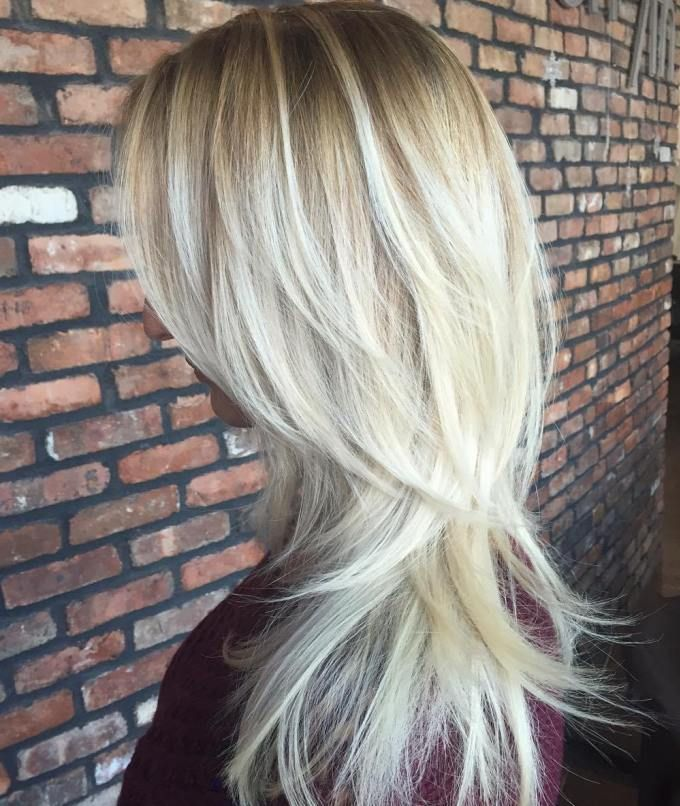 Beautiful layered haircuts ideas 11