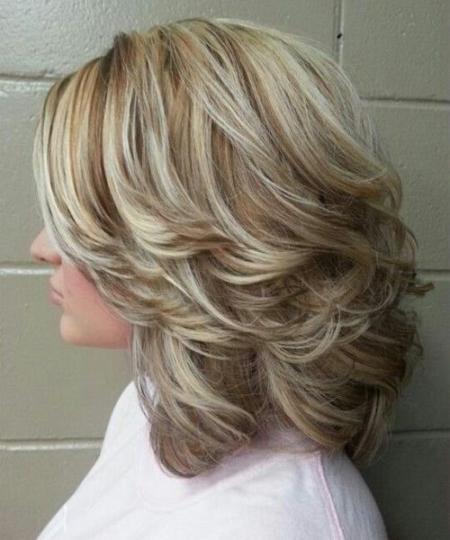 Beautiful layered haircuts ideas 13