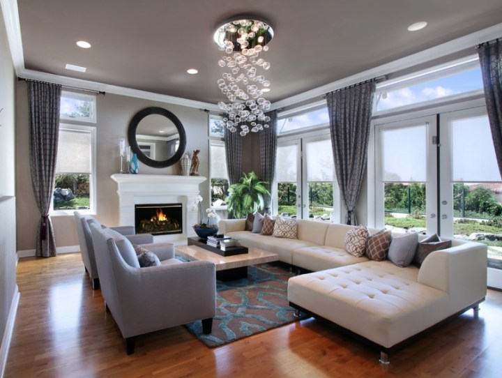 Beautiful living room decor ideas 23
