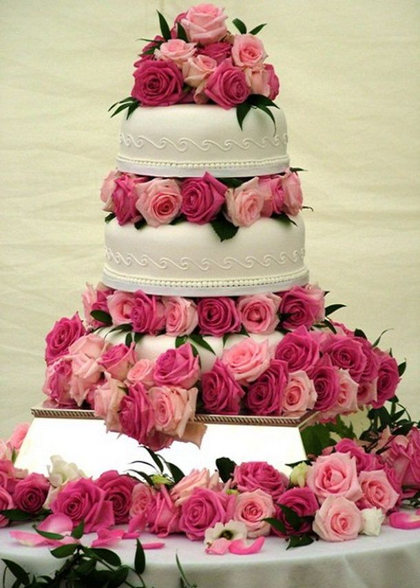most beautiful wedding cake images 25 beautiful wedding cake ideas 17547